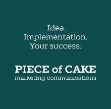 Piece of Cake Marketing Communication